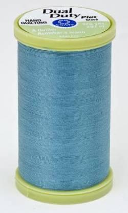Coats Handquiltgarn Dual Duty Plus ca. 297 m, Fb. 5450 River Blue, türkis