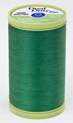 Coats Handquiltgarn Dual Duty Plus ca. 297 m, Fb. 6670 Field Green