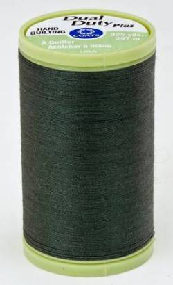 Coats Handquiltgarn Dual Duty Plus ca. 297 m, Fb. 6770 Forest Green
