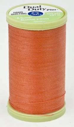 Coats Handquiltgarn Dual Duty Plus ca. 297 m, Fb. 7760 Dark Orange