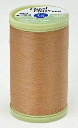 Coats Handquiltgarn Dual Duty Plus ca. 297 m, Fb. 8140 Golden Tan