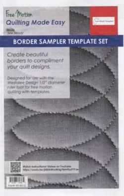 Ruler Foot Border Sampler Set