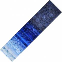 Wilmington Essential Gems Sapphire Sky Jelly Roll