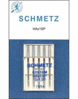 Schmetz Nähmaschinennadeln Super Stretch #75 - 5er Pack