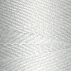 Baumwolle Obergarn 50/3 mercerisiert 1000 m, Fb. 599 weiss >>> Super Preis!