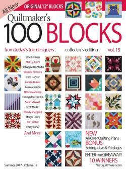 Quiltmakers 100 Quilt Blocks Volume 15