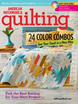 American Patchwork & Quilting No. 146 June 2017