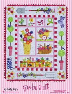 Anleitung Garden Quilt
