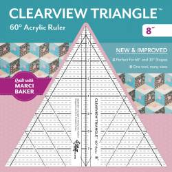Clearview Triangle  8 inch