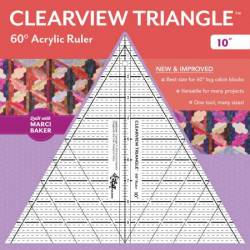 Clearview Triangle 10 inch