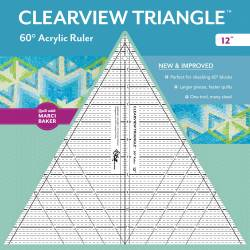Clearview Triangle 12 inch