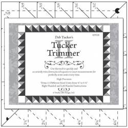 Deb Tuckers Tucker Trimmer II - 6.5 inch
