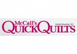 Mini-Abo McCalls Quick Quilts >>> gewünschte Start-Ausgabe bitte im Kommentarfeld angeben!