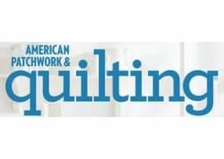 Mini-Abo American Patchwork & Quilting >>> gewünschte Start-Ausgabe bitte im Kommentarfeld angeben!