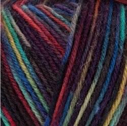 Regia Sockenwolle Color Gerbera 100 g Knäuel