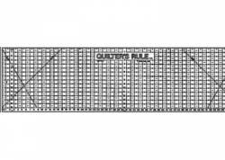 Quilters Rule Lineal metrisch, Rechteck 16 X 60 cm