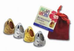 Roxanne Fingerhut Gr.  6.5 vergoldet