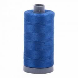 Aurifil Mako Cotton Maschinenquiltgarn 28/2-fach, 750 m, Fb. 2735 Medium Blue