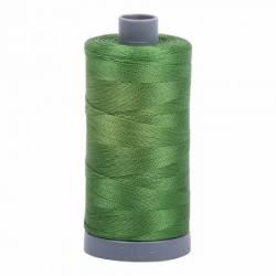 Aurifil Mako Cotton Maschinenquiltgarn 28/2-fach, 750 m, Fb. 5018 Dark Grass Green