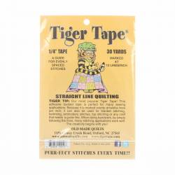 Tiger Tape 12 marks / inch