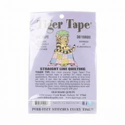 Tiger Tape 9 marks / inch