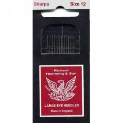 Hemming Applikationsnadeln Sharps No. 12