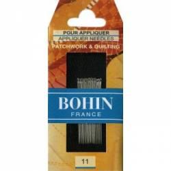 Bohin Applikationsnadeln Sharps No. 11