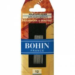 Bohin Applikationsnadeln No. 12