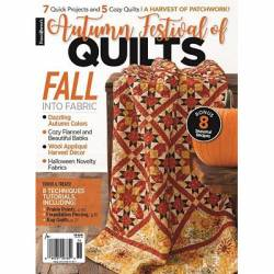 Autumn Festival of Quilts