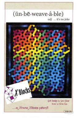 Anleitung X-Blocks Unbeweavable