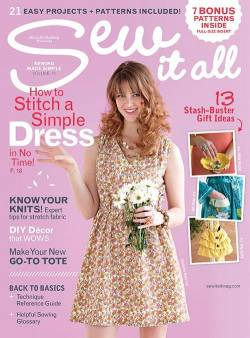 Sew It All Volume 11 >>> Super Sonderpreis! <<<
