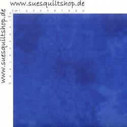 Stof Quilters Shadow royalblau marmoriert