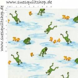 Red Rooster Puddle Jumpers Frösche und Küken  >>> Mindestbestellmenge 1 Meter <<<