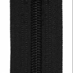 Endlosreißverschluß schwarz - OHNE Zipper!!!