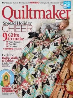 Quiltmaker No. 178 November/December 2017