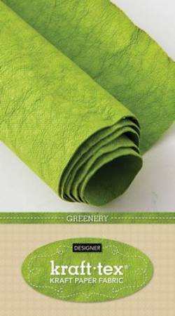 Kraft-Tex Greenery Hand-Dyed & Prewashed