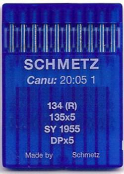Schmetz Quiltnadeln System 134R (Longarm) Gr. 90 (14)
