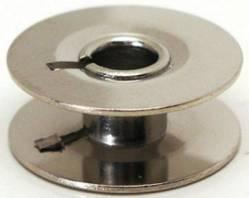 Nähmaschinenspule aus Metall Pfaff Umlaufgreifer