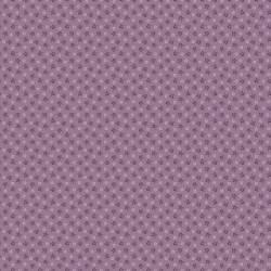 Benartex Modern Antiques Violet Rosebuds 1800er Repro violett
