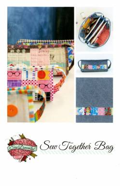 Anleitung Sew Demented Sew Together Bag