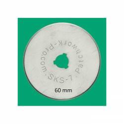 Ersatzklinge für Rollschneider 60 mm - Super Qualität zum günstigen Preis!