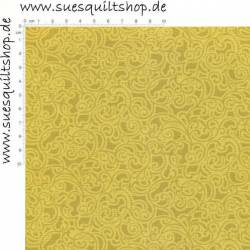EBI Fabrics Leisurely Scroll, Schnörkel grün