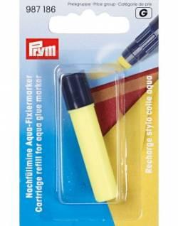 PRYM Nachfüllpackung gelb für Klebestift Aqua-Fixiermarker