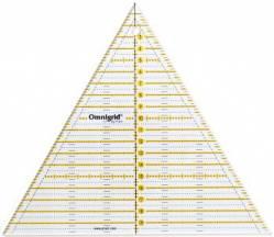 Omnigrid Lineal  20 cm  60° Dreieck