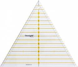 Omnigrid Lineal  8 inch  60° Dreieck