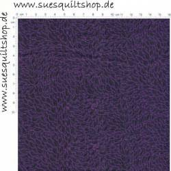RJR Hopscotch Cosmos Leaves dunkel violett