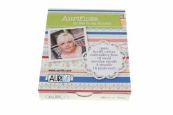 Aurifloss By Bee In My Bonnet 10 Small Spools Floss