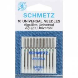 Schmetz Nähmaschinennadeln Universal  #75 - 10er Pack