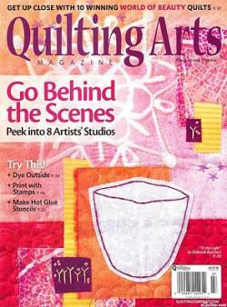 Quilting Arts   June/July No. 93