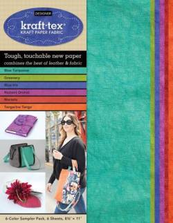 Kraft-Tex Designer 6-color Sampler Pack